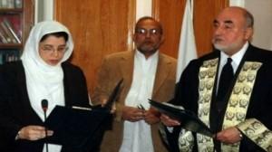 باكستان: تعيين أول امرأة قاضية بالمحكمة الفيدرالية الإسلامية
