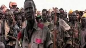 المامردون في جنوب السودان