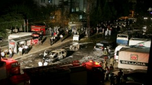 انفجار سيارة مفخخة في روسيا