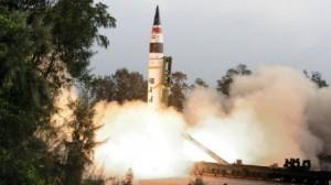 الهند تجري اختبارا لصاروخ
