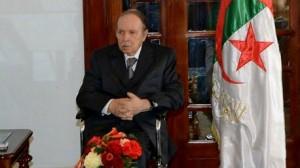 الرئيس الجزائري عبد العزيز بزتفليقة