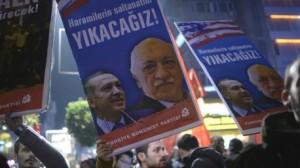 فتح الله غولدن وأردوغان