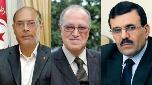 الرؤساء الثلاثة
