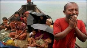 مسلمي الروهنغا في ميانمار