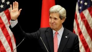 """وزير الخارجية الأمريكي """"جون كيري"""""""