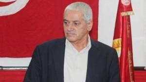"""الأمين العام للاتحاد العام التونسي للشغل """"حسين العباسي"""""""