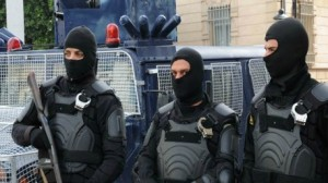 الوحدات الامنية في تونس