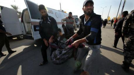 تفجيرات في بغداد