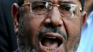 """الرئيس المصري السابق """"محمد مرسي"""""""