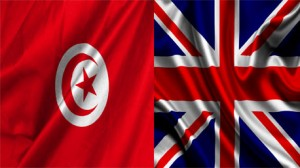 تونس وبريطانيا
