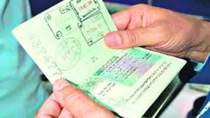 التاشيرة