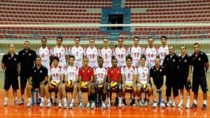 المنتخب التونسيب لكرة الطائرة