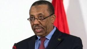 """رئيس الحكومة الليبية المكلف """"عبد الله الثنى"""""""