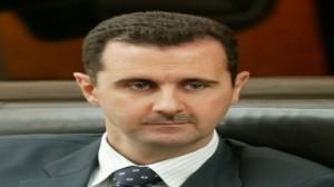 بشار الأسد