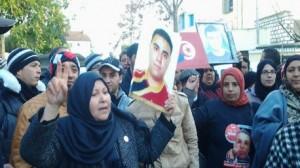 عائلات شهداء الثورة وجرحاها
