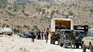 التواجد العسكري بجبل الشعانبي