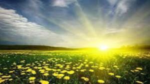 أشعة الشمس