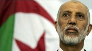 عبد العزيز بلخادم وزير الدولة المستشار الخاص للرئيس الجزائري
