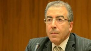 """وزير الشؤون الخارجية """"منجي الحامدي"""""""