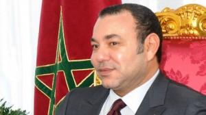 """العاهل المغربي الملك """"محمد السادس"""""""