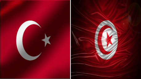 تونس وتركيا
