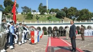 تونس تحتفل بالذكرى 58 لانبعاث الجيش الوطني
