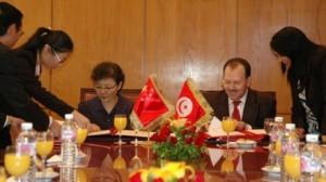 توقيع بروتوكول اتفاق بين تونس والصين في المجال الصحي