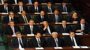 أعضاء الحكومة بالتأسيسي