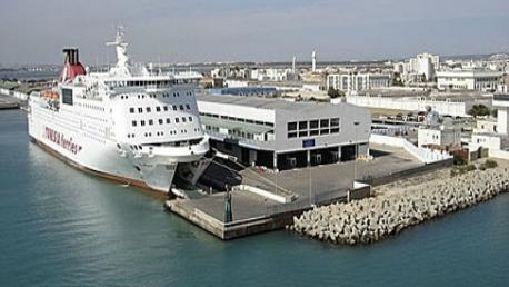 ميناء حلق الوادي