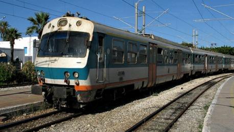 شركة السكك الحديدية