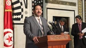 وزير الداخلية لطفي بن جدو