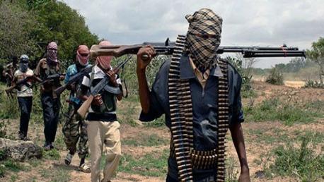 المجموعات الارهابية