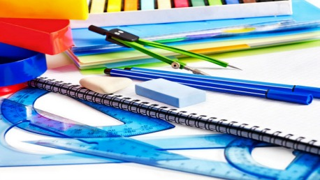 الأدوات المدرسية