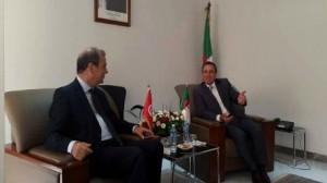 وزير الصناعة في الجزائر