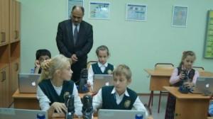 وزير التربية في روسيا للإطلاع على تجربتهم في مجال المطاعم المدرسية