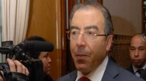 وزير الخارجية منجي الحامدي