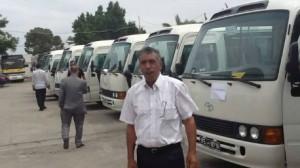 توزيع 20 حافلة لفائدة عدد من جمعيات المعوقين