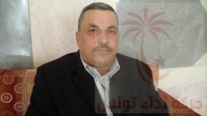 النائب بالمجلس الوطني التأسيسي عن مدينة القصرين محمد علي النصري