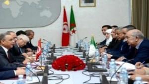 التعاون التونسي الجزائري
