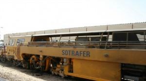شركة أشغال السكك الحديدية SOTRAFER