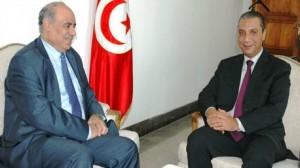 السفير الفلسطيني و أنور بن خليفة