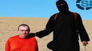 داعش يعدم رهينة بريطاني ولندن تتوعد