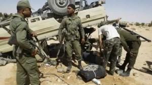 إنقلاب السيارة العسكرية