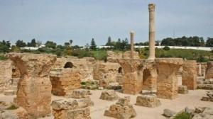 موقع قرطاج الأثري