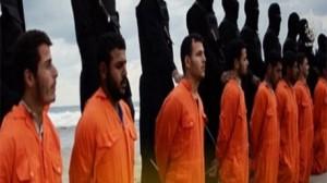 داعش-يذبح-21-قبطيا-مصريا