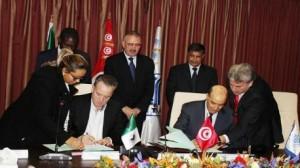 """توقيع قرض لتمويل مشروع """"نوارة"""" للغاز الطبيعي بالجنوب التونسي"""