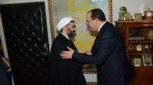 الغرسلي-وسفير-ايران