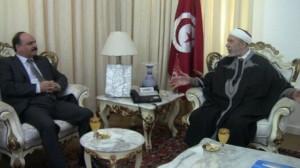 وزير الشؤون الدينيّة يلتقي سفير المملكة الأردنية الهاشمية