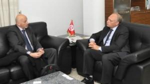 وزير التعليم العالي يلتقي مدير المكتب الإقليمي لليونسكو بالرباط لبحث دعم التعاون المشترك