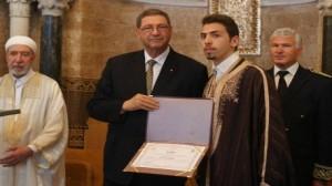 اختتام الدورة 14 لجائزة تونس العالمية لحفظ القرآن الكريم وتجويده